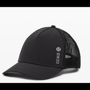 Lululemon Seawheeze Hat Limited Edition Black